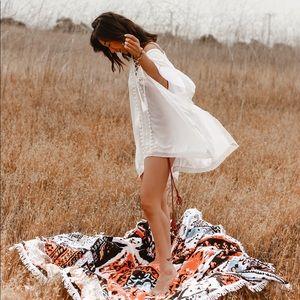 Other - NWT Bindya White CoverUp
